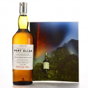 Port Ellen 1981 Single Cask / Feis Ile 2008 includes Photograph