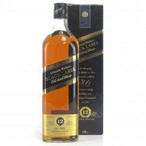 Johnnie Walker Black Label 500 Years of Distilling 1 litre