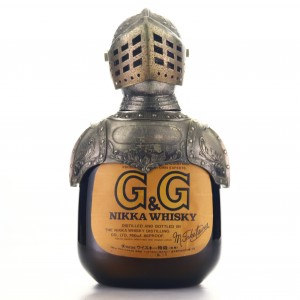 Nikka G&G / with Knight Ornament