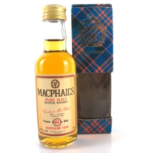 MacPhail's 1938 Pure Malt 45 Year Old Miniature 5cl