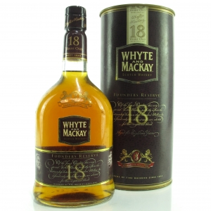 Whyte and Mackay 18 Year Old Founders Reserve