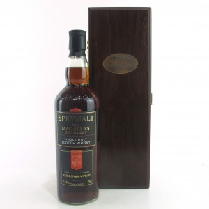 Macallan 1945 Speymalt Gordon and MacPhail / 2013 Release