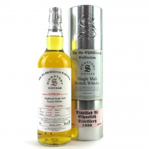 Clynelish 1996 Signatory Vintage 21 Year Old