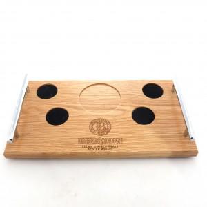 Bruichladdich Wooden Tasting Board