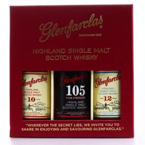 Glenfarclas Miniature x 3