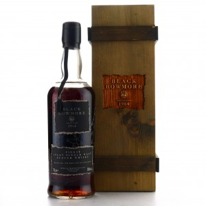Bowmore 1964 Black Bowmore 29 Year Old 1st Edition