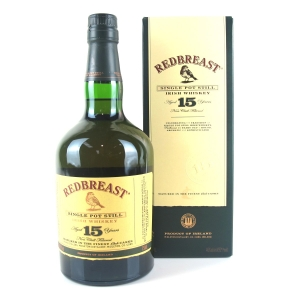 Redbreast 15 Year Old 75cl / US Import
