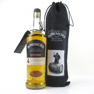 *details Bowmore 1999 Hand Filled / First Fill Bourbon #1461