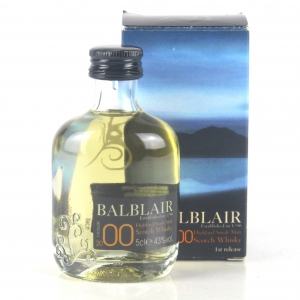 Balblair 2000 5cl Miniature