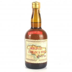 Black Joe Jamaican Rum 1960s