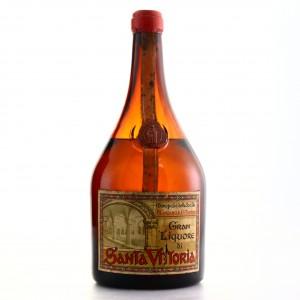 Cinzano Gran Liquore di Santa Vittoria 1950s