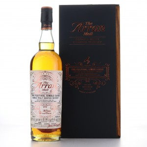 Arran 1995 Single Sherry Cask #231 / Malt and Music Festival 2019