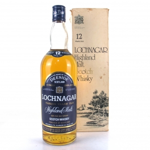 Royal Lochnagar 12 Year Old 1970s