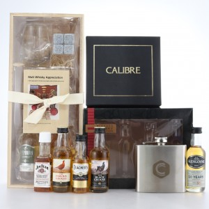 Whisky Gift Sets Miniatures x 7