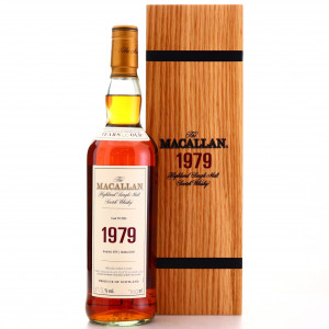 Macallan 1979 Fine and Rare 40 Year Old #2803