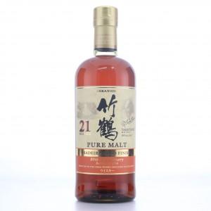 Taketsuru 21 Year Old 80th Anniversary Madeira Finish