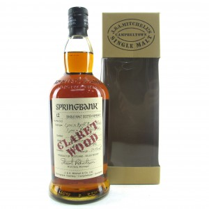 Springbank 1997 Claret Wood 12 Year Old