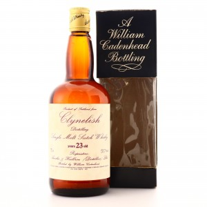 Clynelish 1966 Cadenhead's 23 Year Old / Sestante White Label