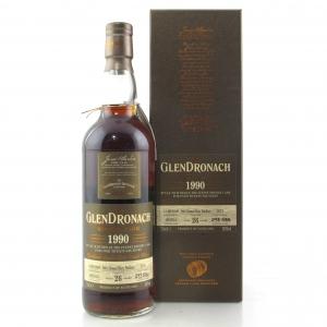 Glendronach 1990 Single Cask 26 Year Old #2973