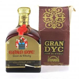 Gran Dye Licor de Whisky 1970s