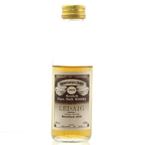 Ledaig 1972 Gordon and MacPhail Miniature