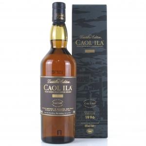 Caol Ila 1996 Distillers Edition 2009 Release