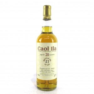 Caol Ila 1980 Bladnoch Forum 29 Year Old