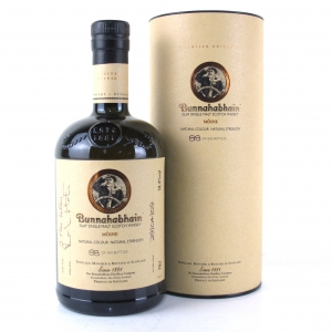 Bunnahabhain Moine Limited Edition 2009 / Including Keyring