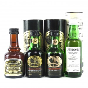 Islay Miniature Selection 4 x 5cl