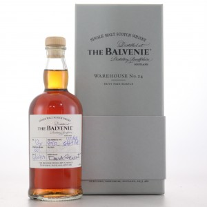 Balvenie 13 Year Old Single Cask #8932 20cl / Signed by David Stewart