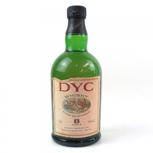 DYC 8 Year Old Fino Blended Whisky