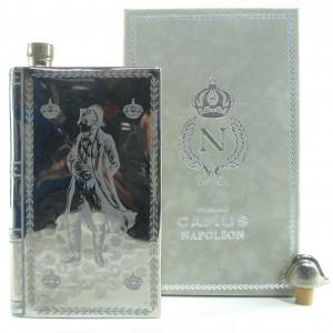 Camus Napoleon Bicentenary Cognac Decanter 1969 / Silver
