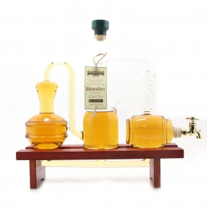 Glenrothes 10 Year Old Single Cask / The Whisky House Decanter