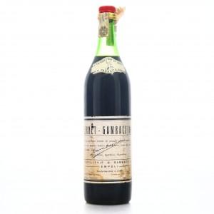Fernet-Gambacciani Digestif 1 Litre 1970s