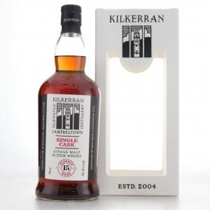 Kilkerran 2004 Single Oloroso Cask 15 Year Old / 15th Anniversary - Societe Dugas