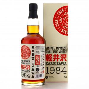 Karuizawa 1984 Single Cask 29 Year Old #7802 / Cask by Cask