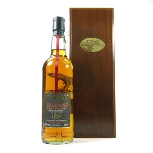 Macallan 1940 Speymalt Gordon and Macphail