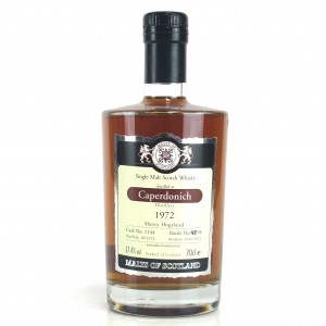 Caperdonich 1972 Malts of Scotland Single Cask