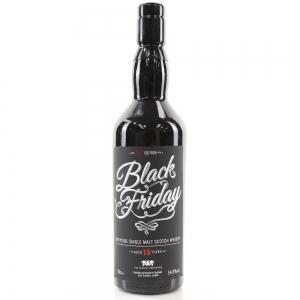 Black Friday 16 Year Old Elixir Distillers Speyside Single Malt