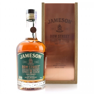 Jameson 18 Year Old Cask Strength / Finished at Bow Street