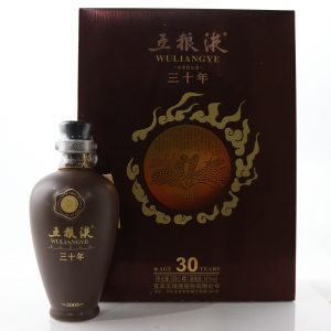 Wuliangye 30 Year Old Baijiu