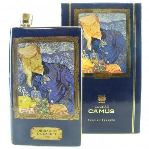 Camus Special Reserve / Van Gogh Portrait of Dr Gachet Decanter