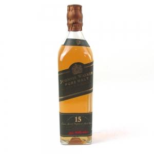 Johnnie Walker Green Label 15 Year Old 20cl