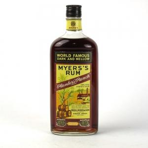 Myers's Rum 1960s