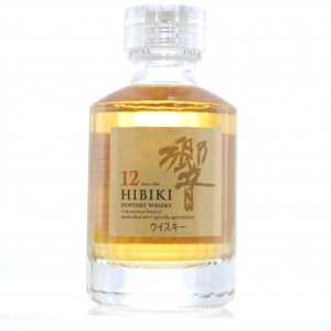 Hibiki 12 Year Old Miniature