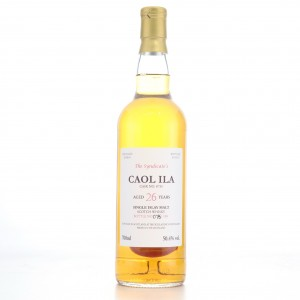 Caol Ila 1990 The Syndicate 26 Year Old