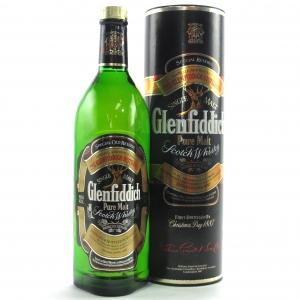 Glenfiddich Pure Malt Special Old Reserve 1 Litre 1980s