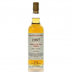 Arran 1997 Private Cask 20 Year Old #245 / Gerilla Whisky