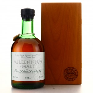 Longrow 1990 SMWS Millennium Malt 9 Year Old 50cl