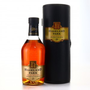Highland Park 25 Year Old 1990s / 53.5%